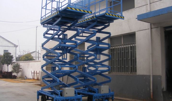 Lifts Ladders Platforms Industrial Maintenance